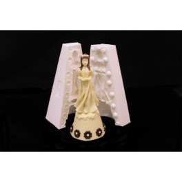 STATUE KID FIRST COMMUNION GIRL